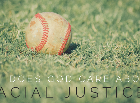 Does God Care About Racial Justice?