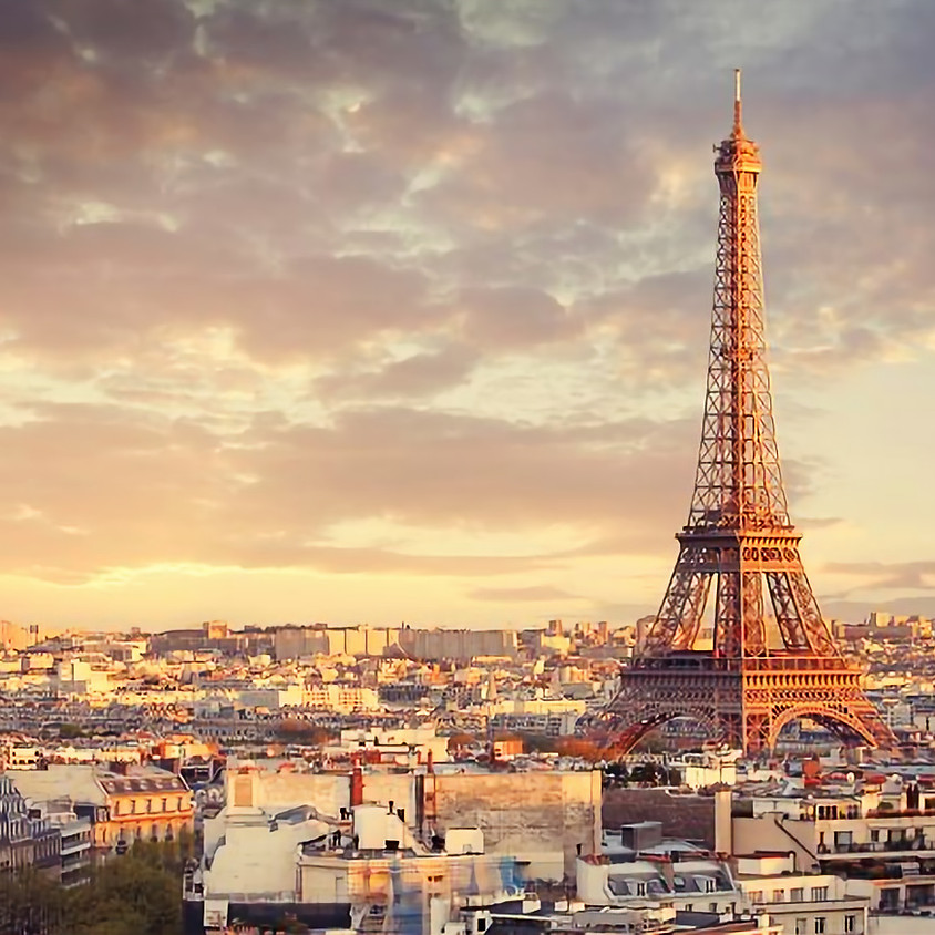 Concert Jeugdorkest, Thema Parijs, AFGELAST