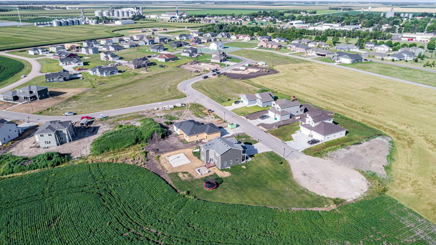 Newport Ridge Development