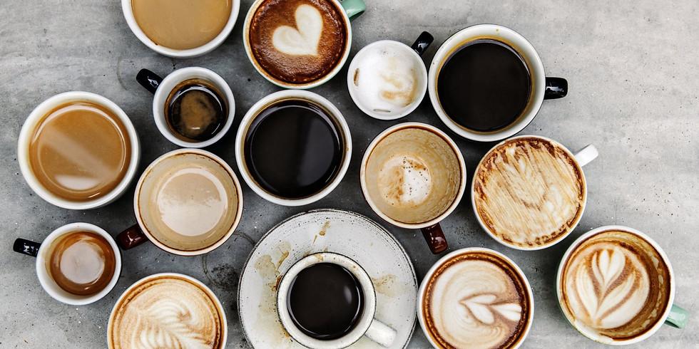 Zoom Coffee Morning