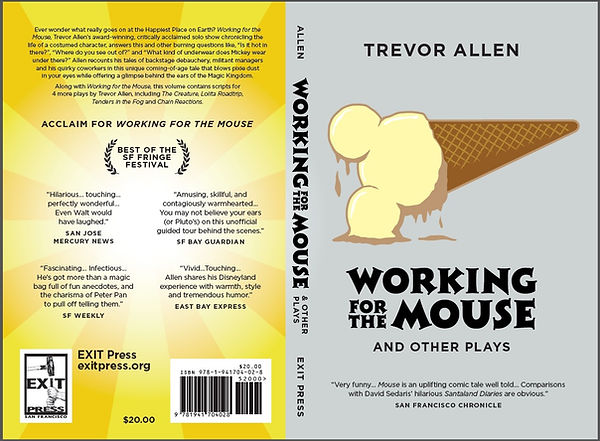 Working for the Mouse, the Book