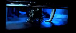 Nascosto sotto il letto_Paura che ti ved