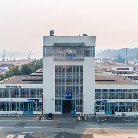 Factory OS—Mare Island, CA