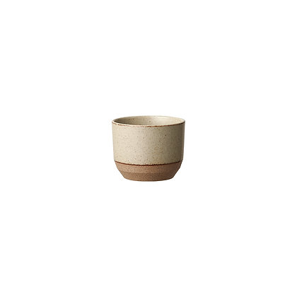 Tasse beige 180ml Ceramic Lab Kinto