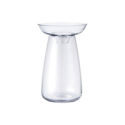 Vase Aquaculture Transparent Grand Kinto