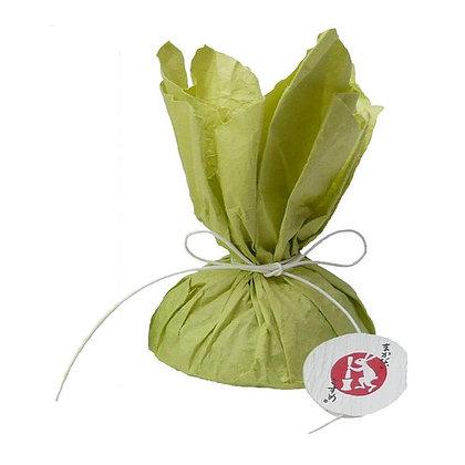 Eponge Konjac thé vert