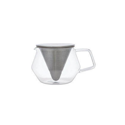 THEIERE CARAT TEAPOT 600ML KINTO JAPAN