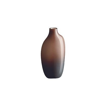Vase Sacco Brun en Verre Kinto Japan