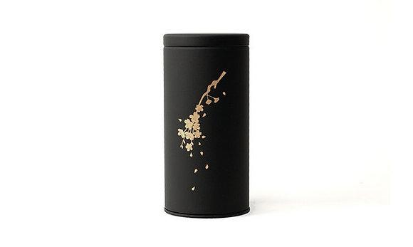 Boite à thé Iconic dorée 100g