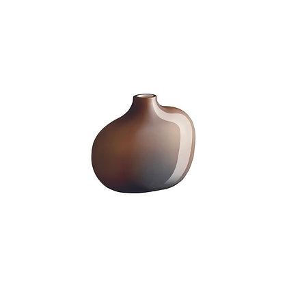 Vase Sacco en Verre 01 Brun Kinto Japan