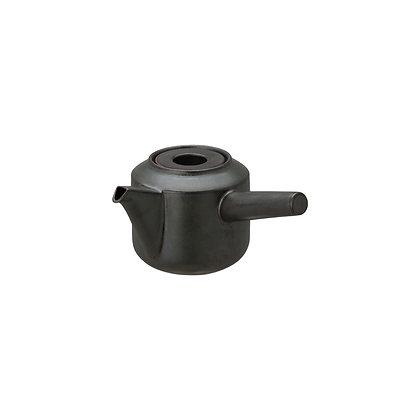 LT kyusu teapot 300ml Black Kinto Japan