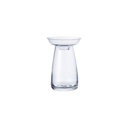 Vase Aquaculture Transparent Petit Kinto