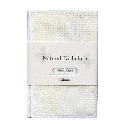 Torchon Natural Dishcloth Rayon