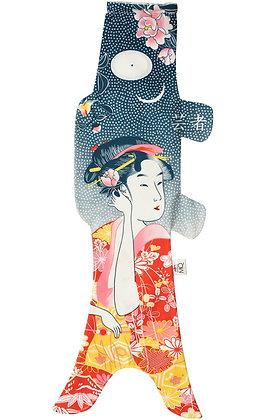 KOINOBORI TATTOO GEISHA (S)