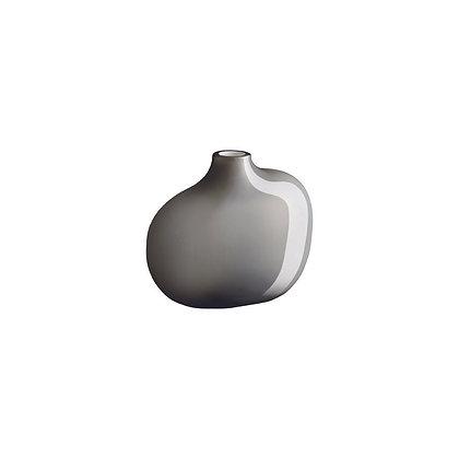 Vase Sacco en Verre 01 Gris Kinto Japan