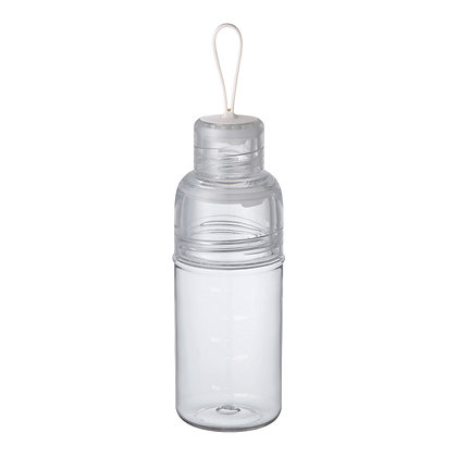 Gourde Workout Bottle 480ml transparente Kinto Japan