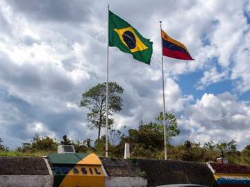 Venezuelanos refugiados no Brasil