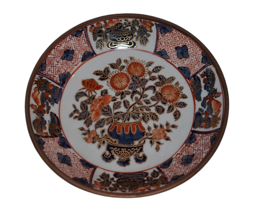Chinese ethnic plate