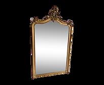 Miroir biseauté doré 170 x 100 cm.png