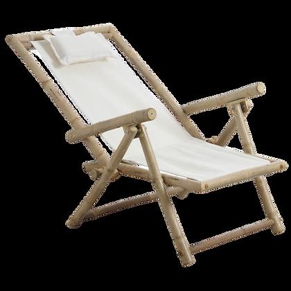 Chaise relax pliante