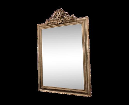 Miroir Napoléon III 116 x 72cm