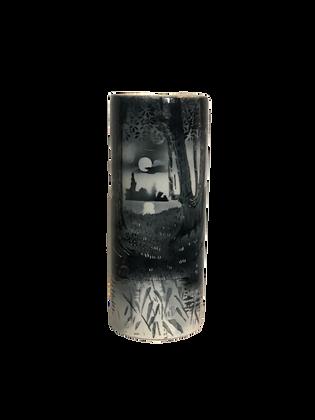 Napoleon III vase