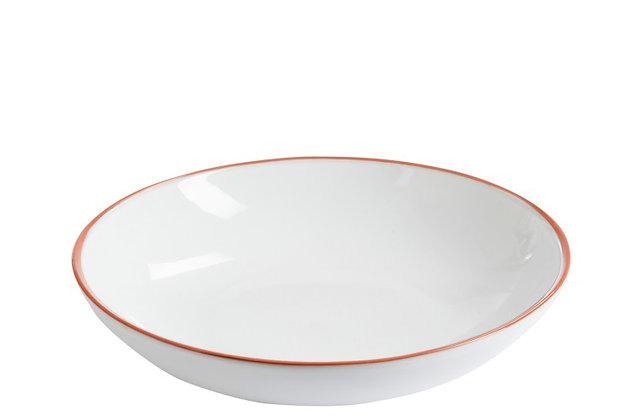 Assiette creuse / plat salade