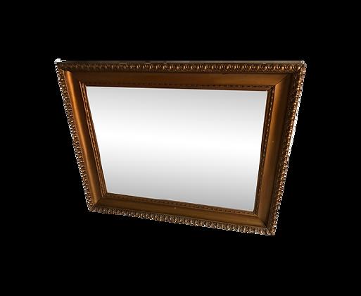 Miroir cadre doré 110x88cm