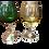 Thumbnail: 2 verres Murano