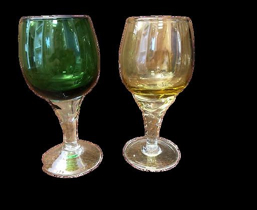 2 verres Murano