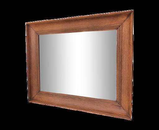 Miroir cadre en bois 60x48cm