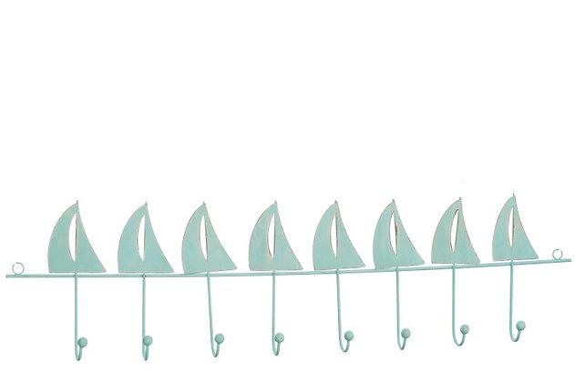 Porte manteau bateaux