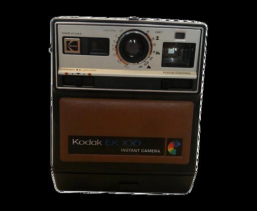 Polaroïd instantanée vintage kodak ek 100