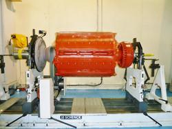 Balancing - Generator Armature
