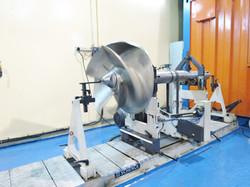 Balancing - Sewage Pump Impeller Asssemb