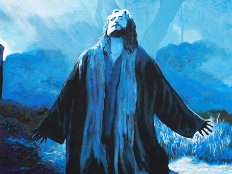 Did Jesus pray to know the will of the Father?