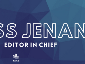 Introducing Tess Jenan