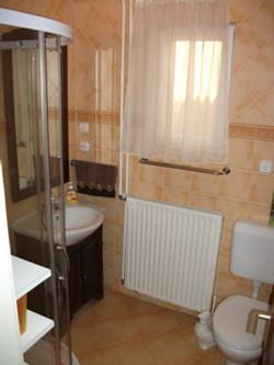 Muskátli Apartman - fürdőszoba