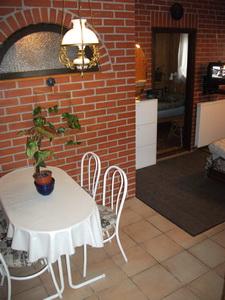 Muskátli Apartman - étkező