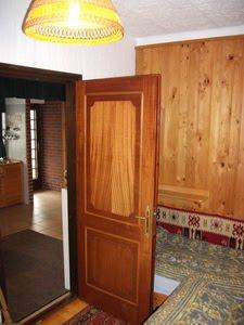 Muskátli Apartman - hálószoba