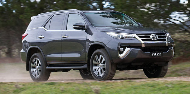 2016 Toyota Fortuner to come to India by late 2016