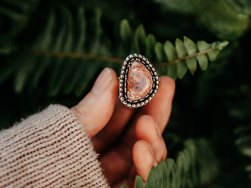 Cantera Opal Ring