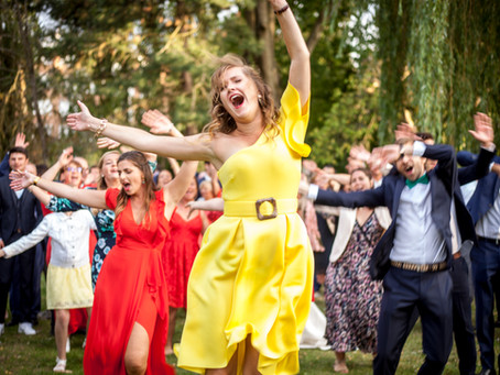 La Flash Mob du mariage de Louise et Alexis !