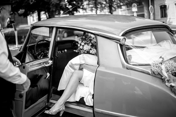 Mariage Noir et Blanc Arras