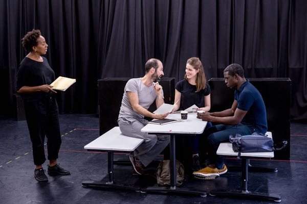 #DISTANCE Rehearsal Shots By Graham Turner @theycallme_GT