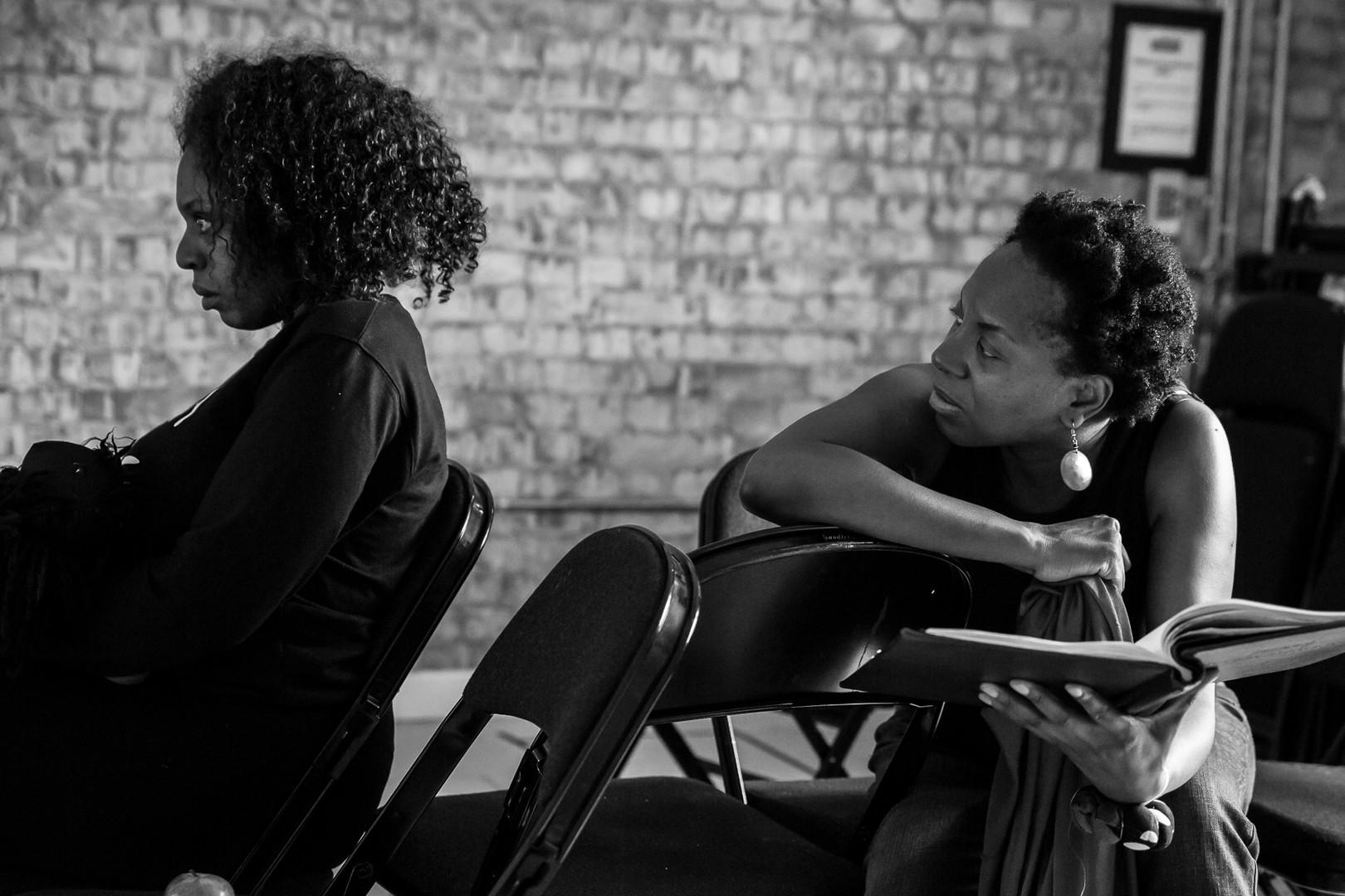 Rehearsal Shots Photographer Lara Genovese for Naiad Photography