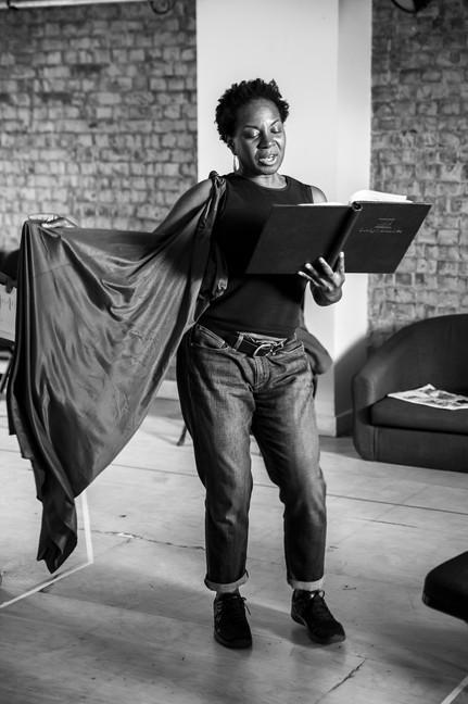 Rehearsal Shots - Photographer Lara Genovese for Naiad Photography
