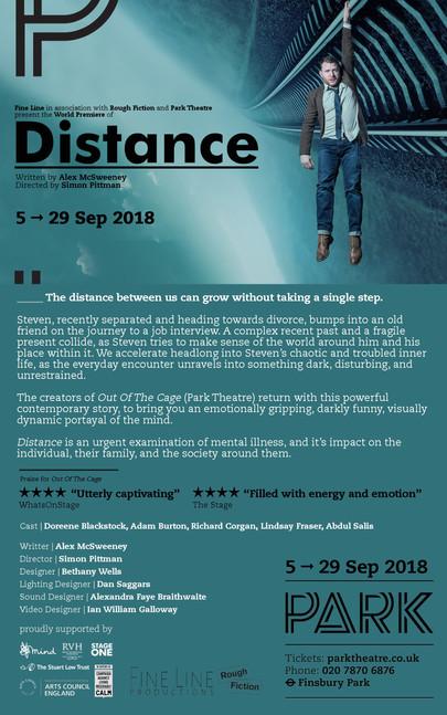 #DISTANCE By Alex McSweeney | Director Simon Pittman