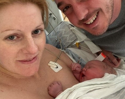 Hypnobirthing helped me come to terms with an emergency caesarean section