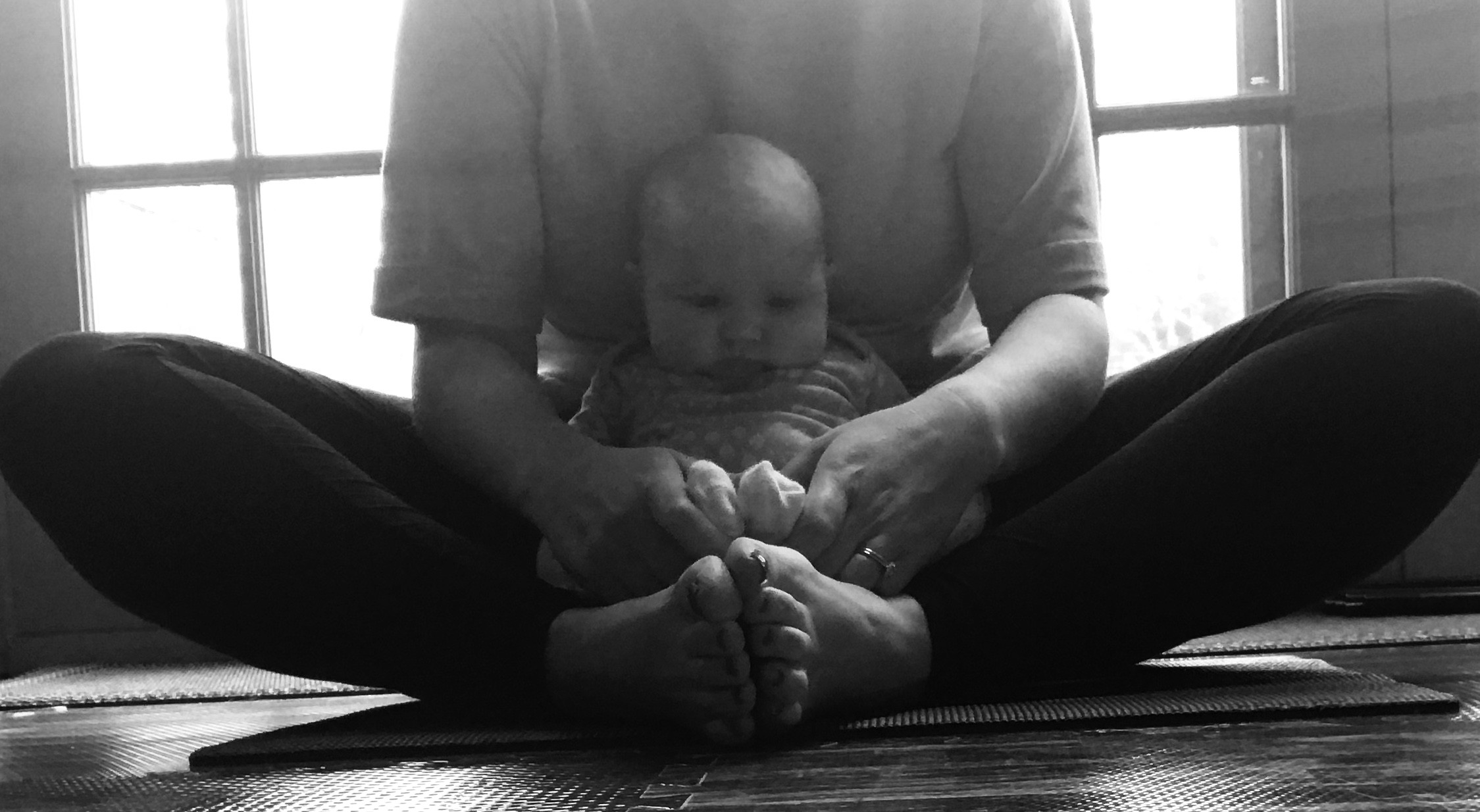 Private 1:1 Baby Yoga Session